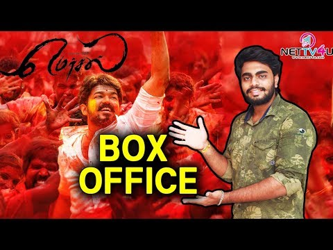 Mersal First Week Box Office Collection All Around The World | Mersal Sets A New Record #Mersal