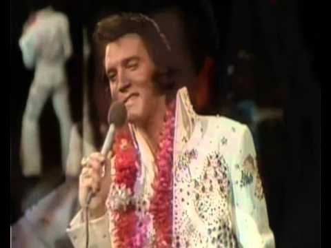 Elvis Presley - See See Rider - Also Introduction - Aloha From Hawaii January 1973