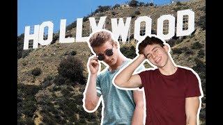 SLETILI SMO U LOS ANGELES: OSVAJAMO HOLLYWOOD | TheSikrt & Bruno Lukić