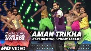 Aman Trikha Performing