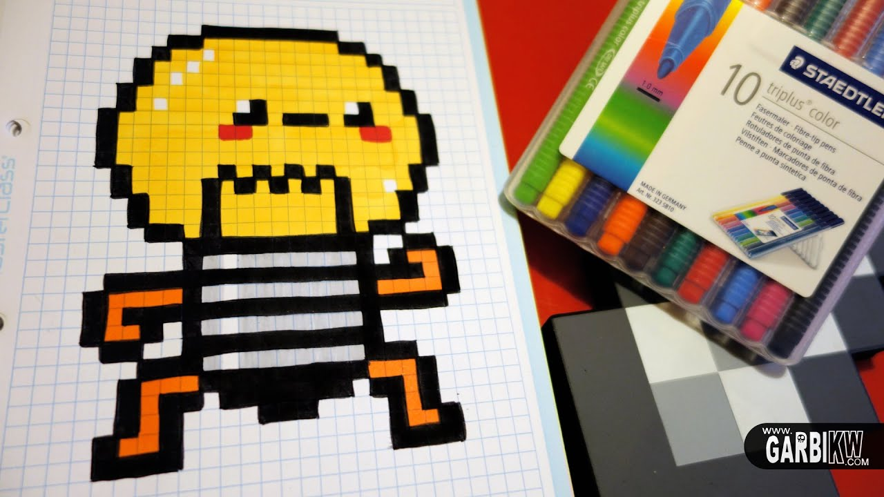 how to draw weapons pixel art