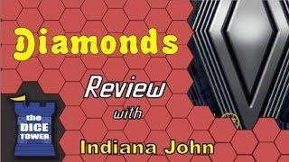 Diamonds Review - with Indiana John