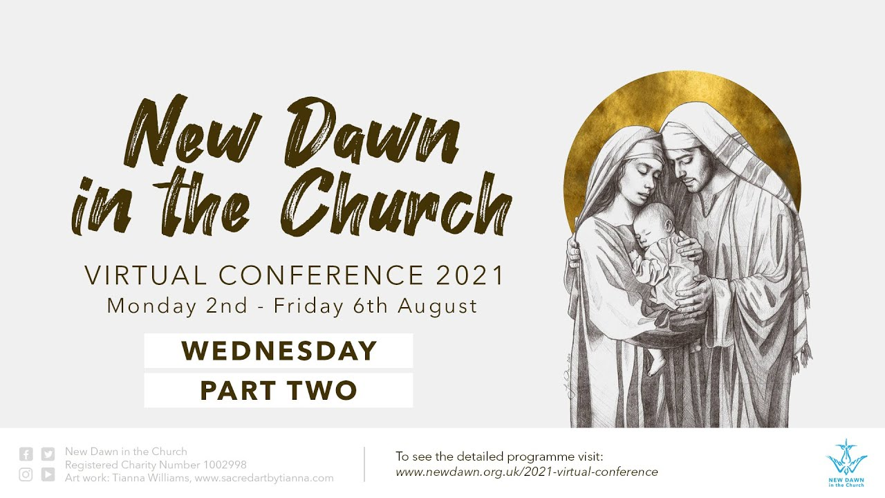 Did you think Covid was going to knock the church sideways?