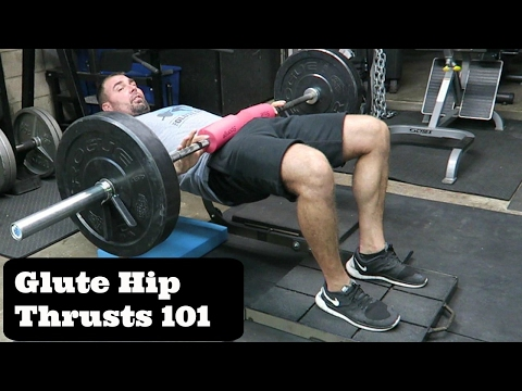 THE #1 EXERCISE TO BUILD STRONGER + BIGGER GLUTES: The Hip Thrust (Ft. Bret Contreras)
