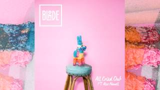 Blonde - All Cried Out ft Alex Newell (Official Instrumental)