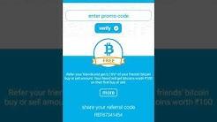 New Zebpay promo code || Free Bitcoin mining
