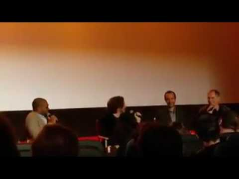 Timothy Dalton at Hot Fuzz 10 Year Anniversary Screening in LA - Video from @chaseincaroline