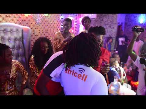 Africell Night Life Event - Yung Sal AKA D Bhad Man @ Empire Night Club (Sierra Leone)
