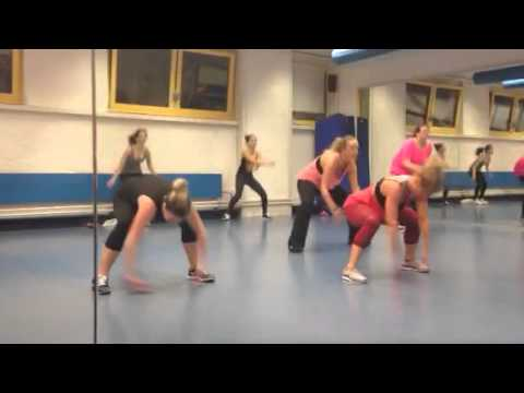 Im so Excited  Dance Fitness  Tatiana Buckova