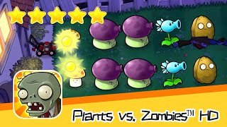 Plants vs  Zombies™ HD Adventure 2 Night 02 Part 02 Walkthrough The zombies are coming! Recommend in