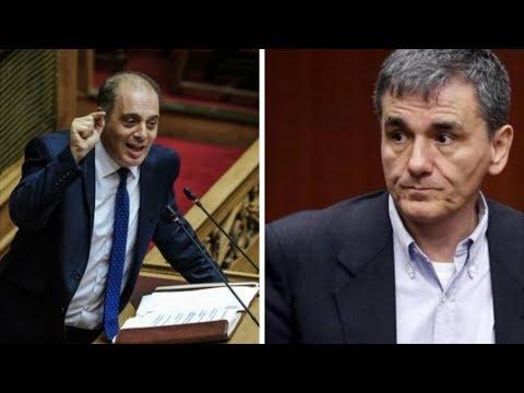 Αποτέλεσμα εικόνας για Κυριάκος Βελόπουλος – Απάντηση στον  Ε. Τσακαλώτο στη Βουλή για το Ισλάμ