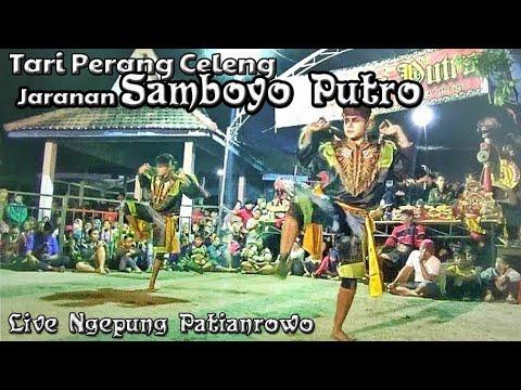 Solah Mantep Perang Celeng Jaranan Samboyo Putro Super Pegon Indonesia  Live Ngepung Patianrowo--