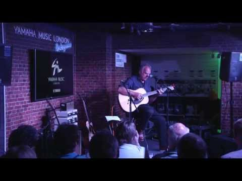 Ralph McTell performs Streets of London at Yamaha Music London