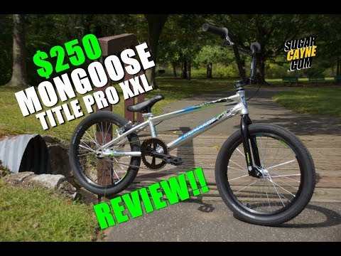 $250 MONGOOSE Title Pro XXL Review