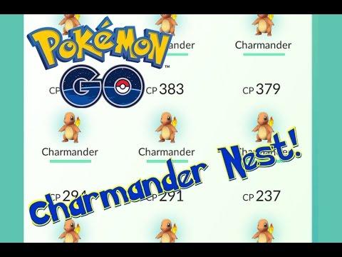 Charmander - Streamwood, IL - Pokemon GO Nest