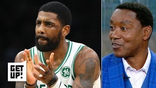'The question is, can Kyrie lead?' – Isiah Thomas on Celtics' future | Get Up!