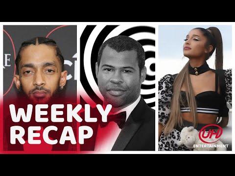 New Ariana Grande Music, Jordan Peele's 'Twilight Zone', and More!