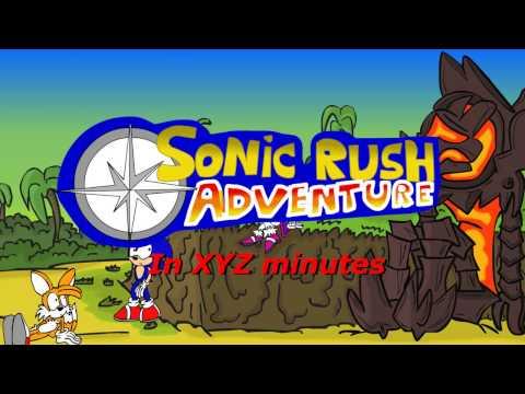 Sonic Rush Adventure in XYZ minutes