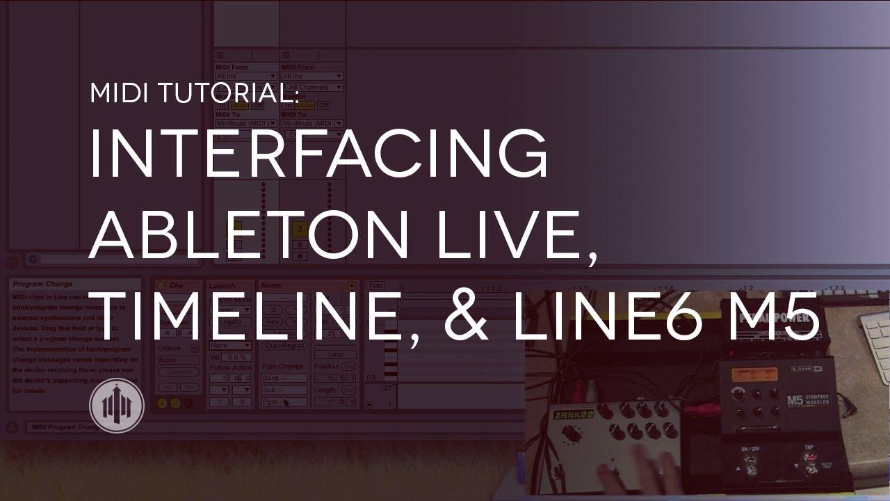 ableton live how to remove tempo