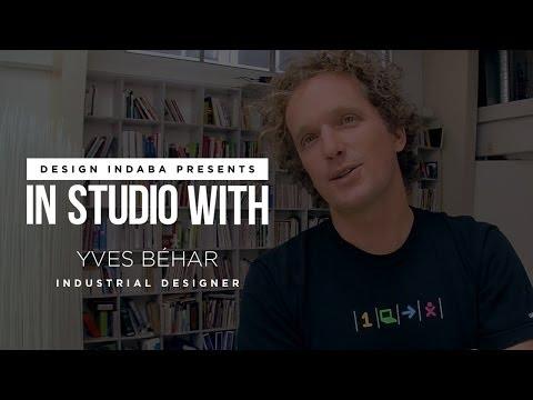 In Studio With: Yves Béhar