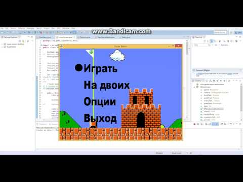 Super Mario Bros in Java  Update source code - YouTube