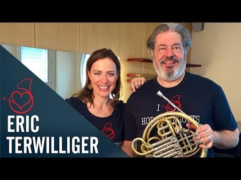 Eric Terwilliger live on Sarah´s Horn Hangouts