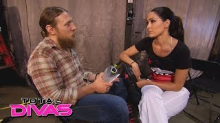 Bryan tells Brie that officials don't want him back in the ring yet: Total Divas: September 15, 2015