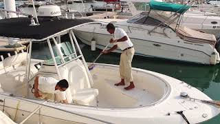 Al Hamra Marina -  Perfect Sailing Destination