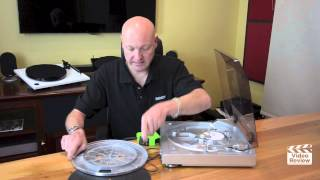 Tutorial How To Replace A Turntable Belt