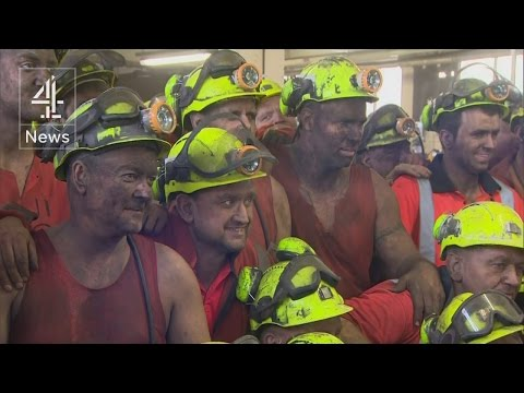 Kellingley Colliery: Britain's Last Coal Mine Closes