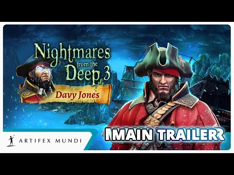Nightmares from the Deep 3: Davy Jones Official Trailer