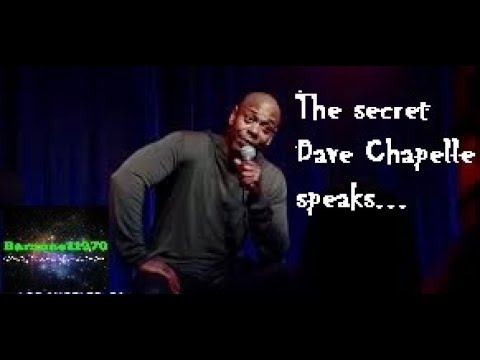 What Hollywoods roll REALLY is all about. Chapelle's message to us decoded.