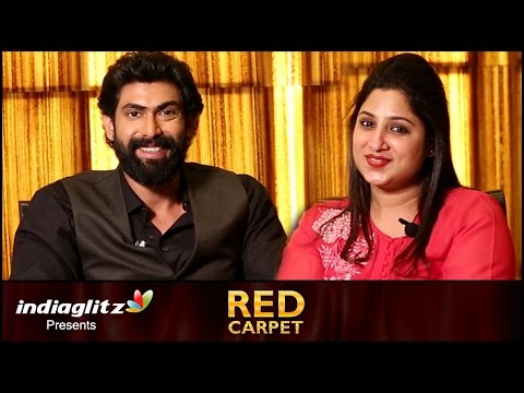 SIIMA costs nearly 20 Crores! : Rana Daggubati and Brinda Interview on Red Carpet | Award 2016