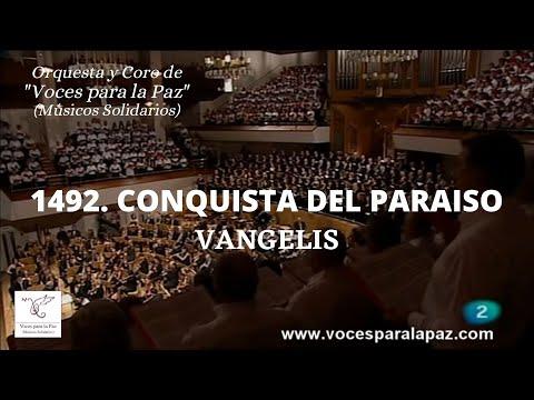 1492. CONQUISTA DEL PARAISO. Vangelis. Director: Miguel Roa