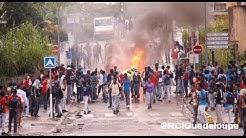 #Guadeloupe : débordements au Lycée Professionnel Bertène Juminer du Lamentin