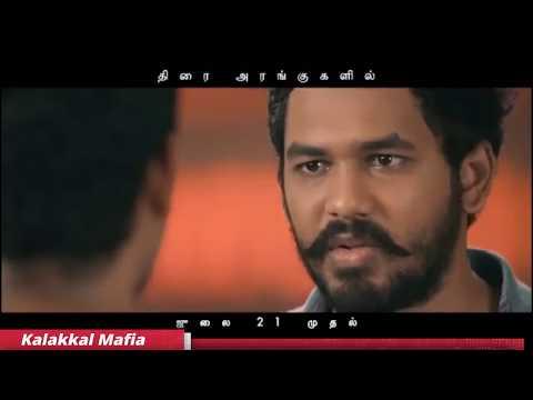 Meesaya Murukku - Hiphop Tamizha - Mass Dialogue Promo - July 21 - Kalakkal Mafia