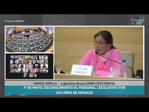 Duodécima Sesión Ordinaria 143 Periodo Legislativo -  28 de Abril 2021