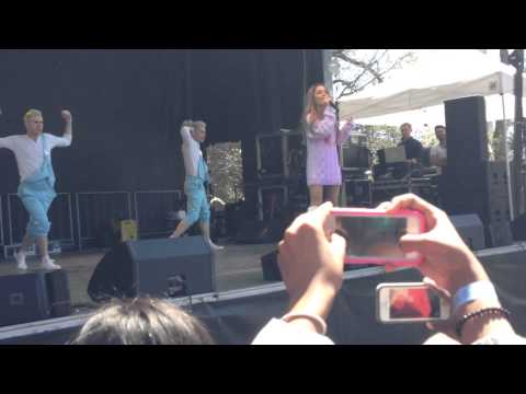 Ariana Grande & Big Sean ~ Right There (White House Easter Egg Roll 2014)