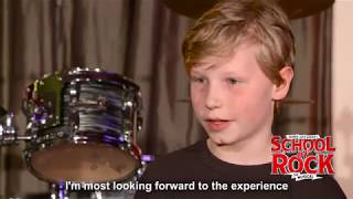 Meet the Kids - The Experience | SCHOOL OF ROCK: The Musical