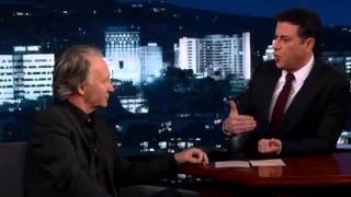 """Bill Maher Rips PC """"Pussy Nation"""""""
