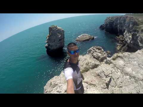 Travel to Bulgaria  .  Tyulenovo ,drone images,  diving , Kayaking  and fun !!!