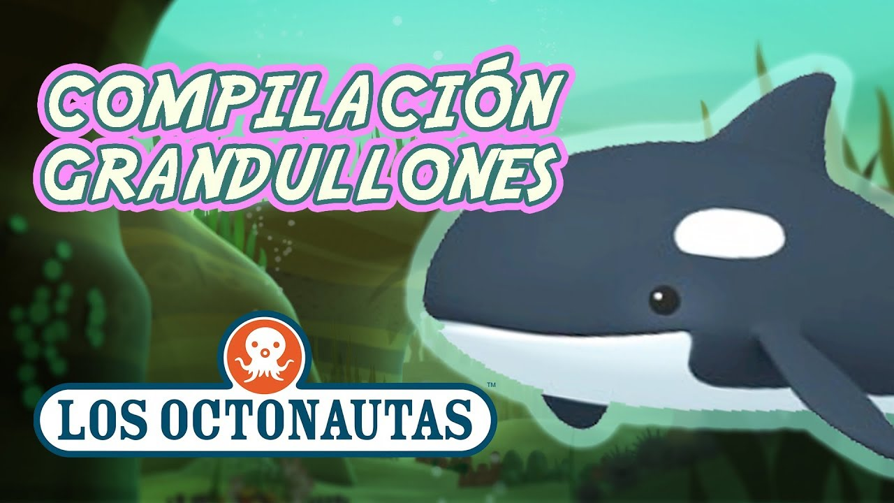 Los Octonautas Oficial en Español - Compilación Grandullones   Aventuras de Gigantes
