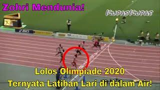 Kisah dibalik Lolosnya Zohri ke Kualifikasi Olimpiade Tokyo 2020