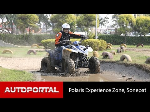 "Polaris Experience Zone""First Ride"" - Autoportal"