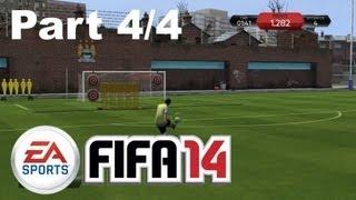 Fifa 14 | Skill Games | Verteidigung (Erweitert) + Torwart + Freistöße +  Elfmeter [4/4]
