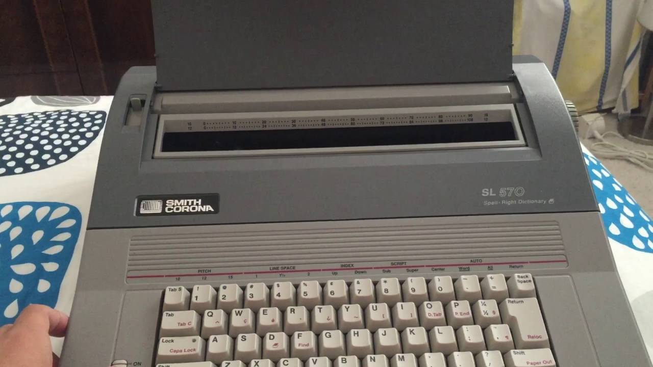Black Ribbon XD-4900 Smith Corona XD 4900 XD4900 Typewriter Ribbon