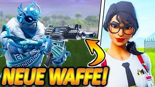 BALD NEW MACHINE PISTOLE!🔫🔥 | NEW MAVEN SKIN📗 | NEW UPDATE | Fortnite Battle Royale