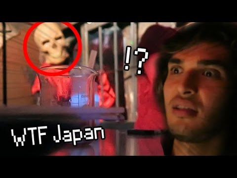 This Restaurant Almost F#%KING KILLED US. (WTF Japan)