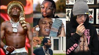 Ralo DR0PS MONEYBAGG YO DISS! Lil Xan & Rob Stone SQUASH B**F! Meek BAIL DENIED