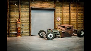The RCeveryday Scale Garage Rebuild, Part 1, Real Wood & Age